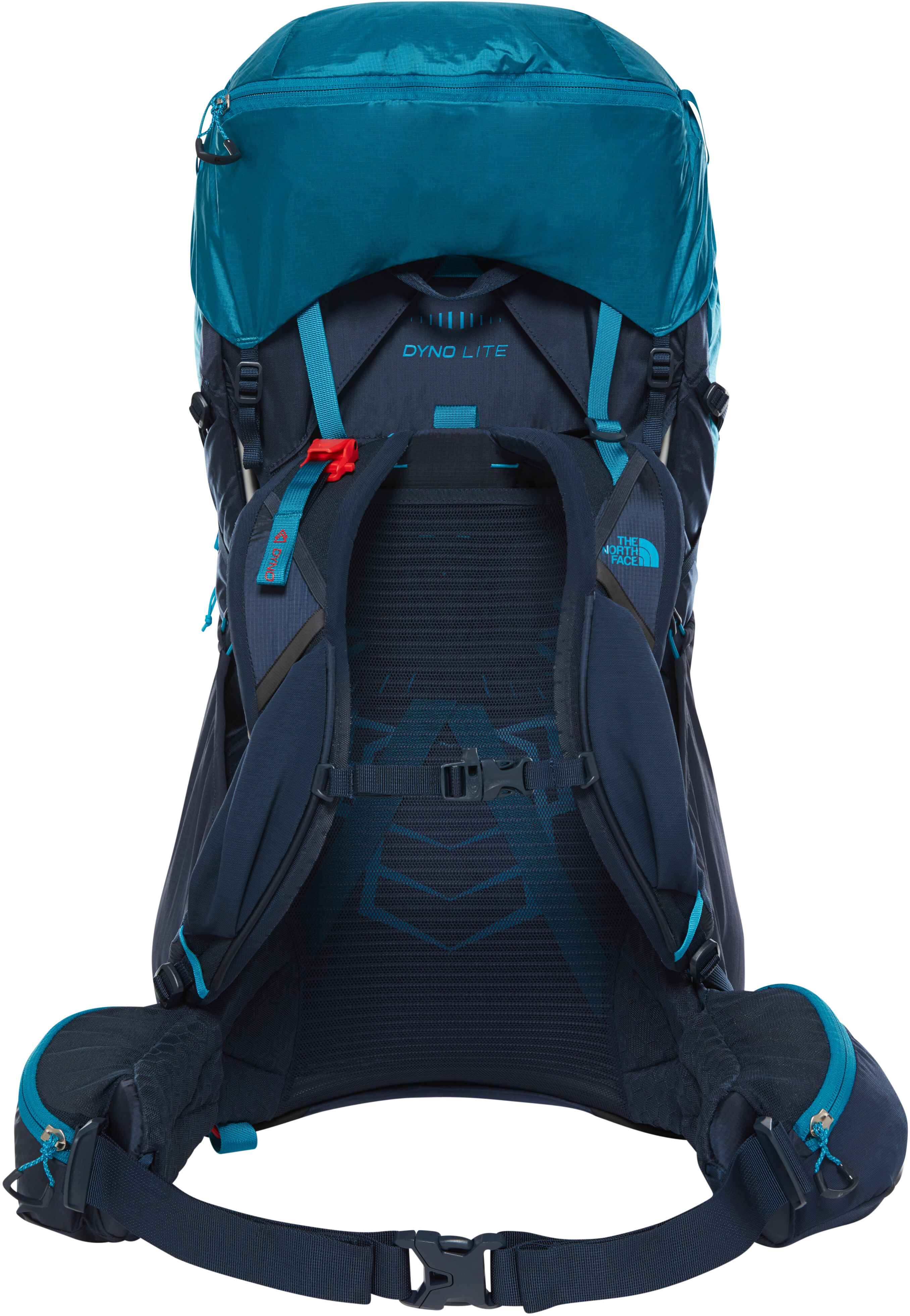 23bc3eec0 The North Face Banchee 50 Backpack Women urban navy/crystal teal